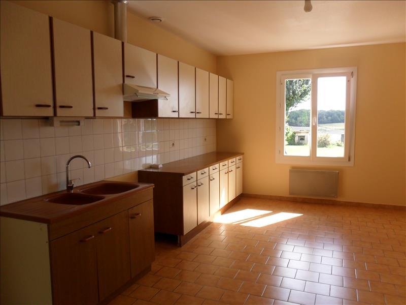 Location Maison BERNEUIL - 4 pièces - 118 m²