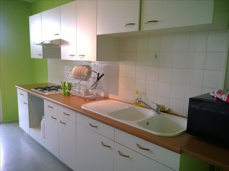 Vente Appartement VENISSIEUX Quartier Les minguettes - Le Plateau (69200)