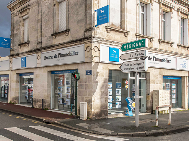 agence immobiliere Pessac Centre