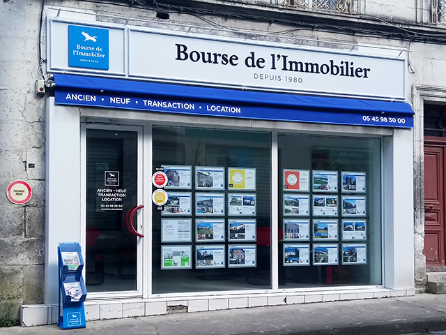 agence immobiliere Chalais