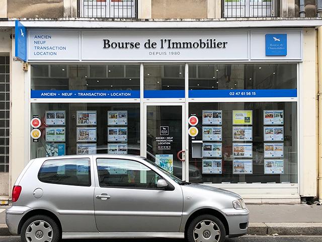 Agence immobilière Tours Les Halles