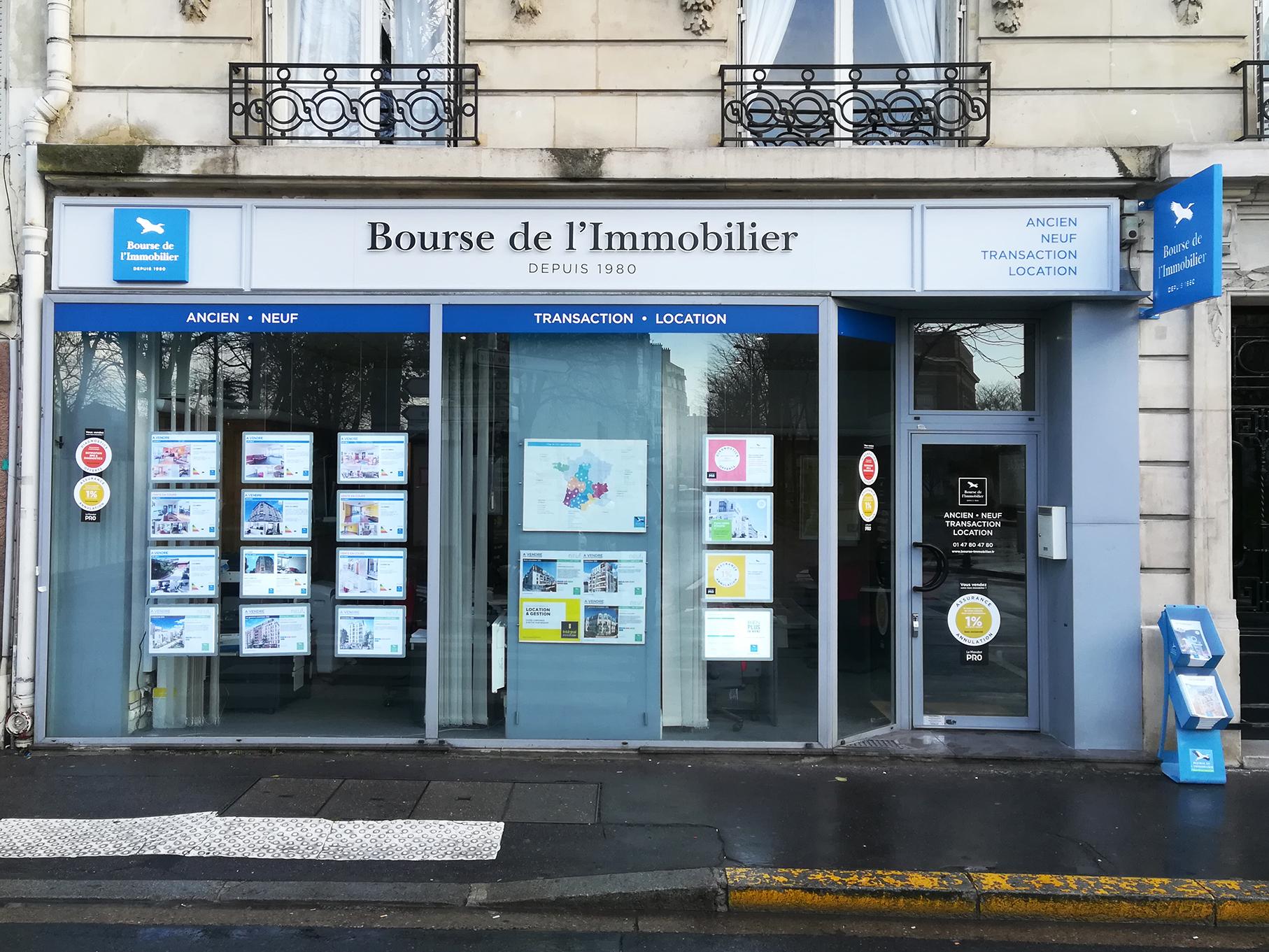 Agence Immobiliere Bois Colombes - Agences immobili u00e8res Bourse de l'Immobilier
