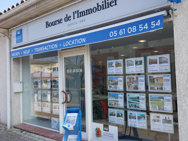 agence immobiliere St Lys