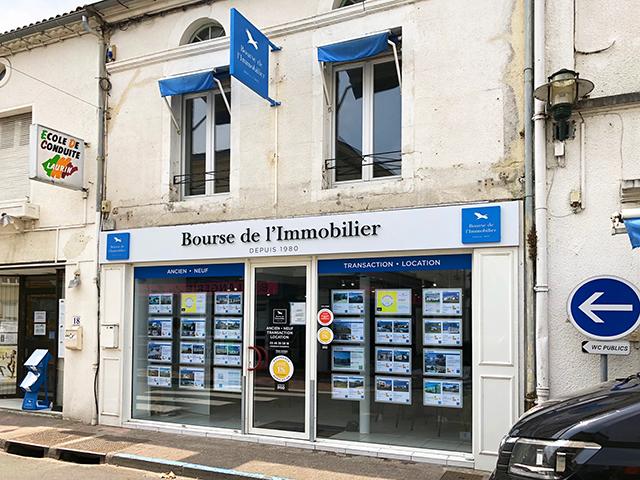 La Bourse De L Immobilier Les Mathes Ville Maison