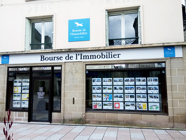 Agences immobili res bourse de l 39 immobilier for Agence immobiliere brive