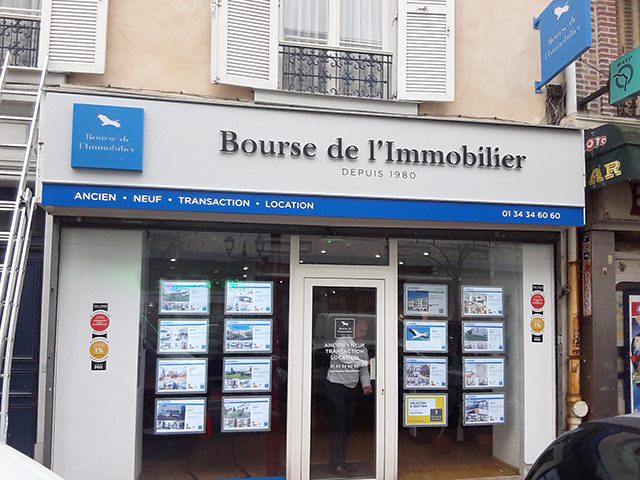 Agence immobili re argenteuil 95100 achat vente for Piscine youri gagarine argenteuil