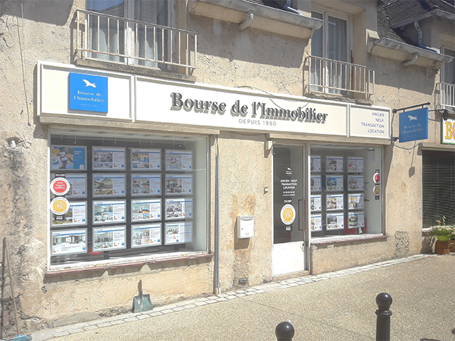 Agence immobilière Ecquevilly