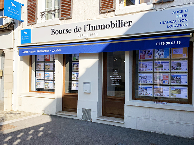 Agence immobilière Orgeval