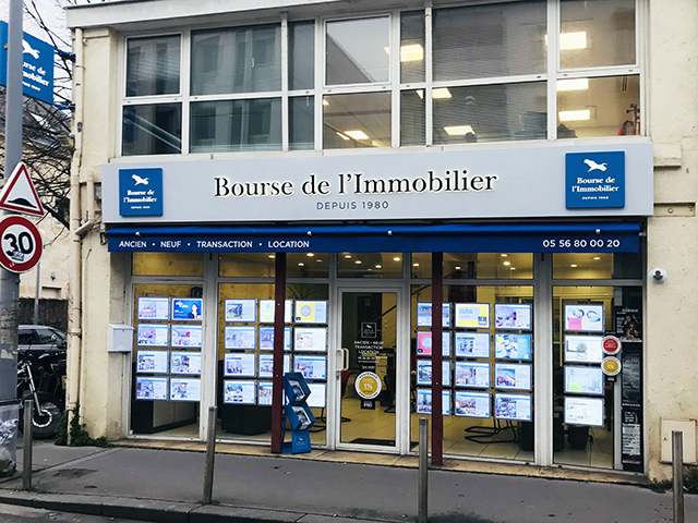 Agence immobili re talence centre 33400 achat vente for Agence immobiliere bordeaux centre location