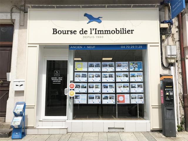 agence immobiliere Montlucon Ville-Gozet