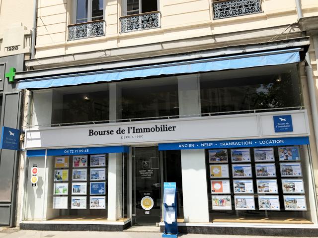 Agence immobilière Lyon 7 Guillotière
