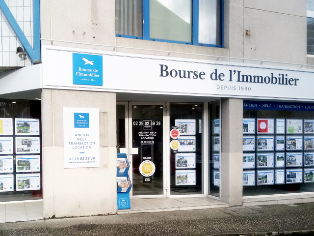agence immobiliere Landerneau