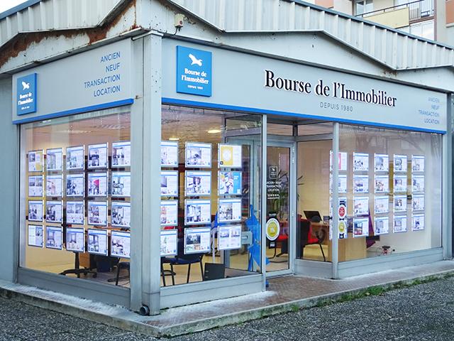 Agence immobilière Brest Bellevue