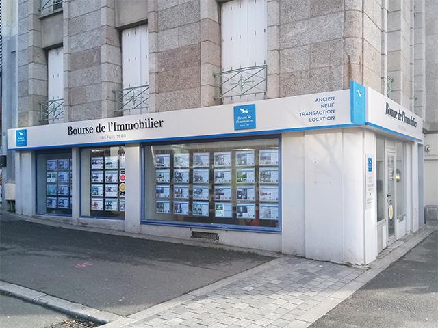 Agence immobilière Brest Centre