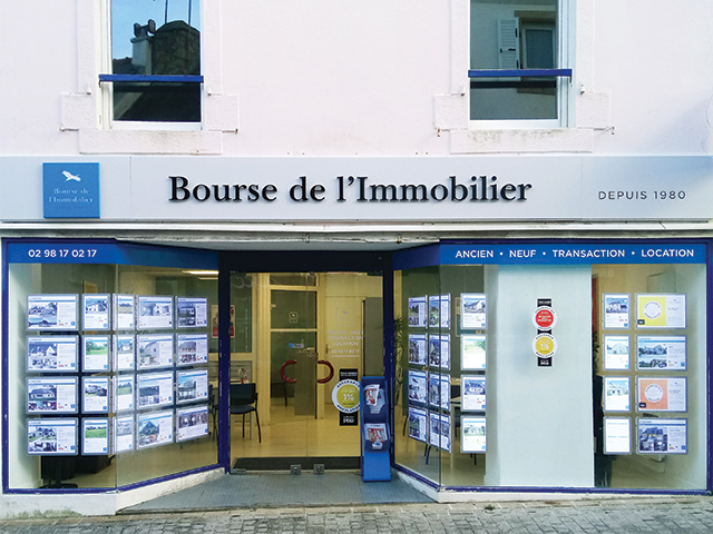 agence immobiliere Crozon