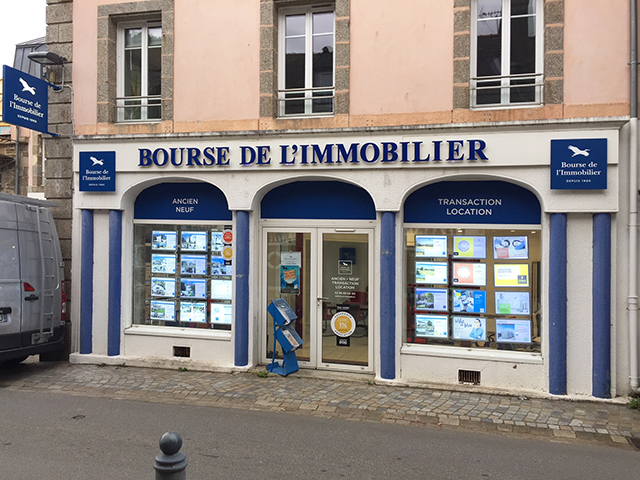 agence immobiliere Le Conquet