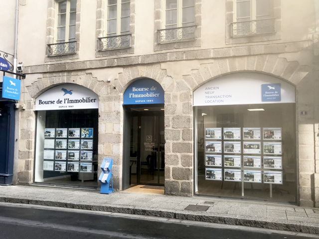 agence immobiliere Morlaix