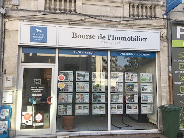Agence immobilière Bordeaux St Augustin