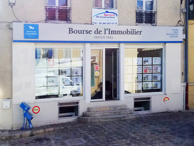 Agence immobilière Neauphle le Château