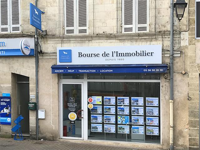 agence immobiliere Castelnau de Médoc