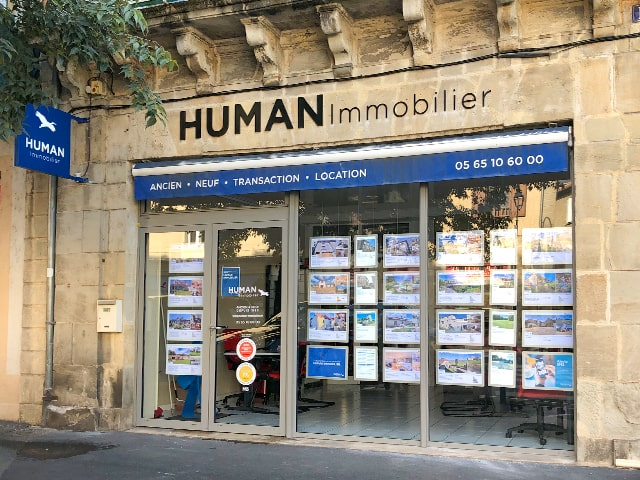 agence immobiliere Figeac