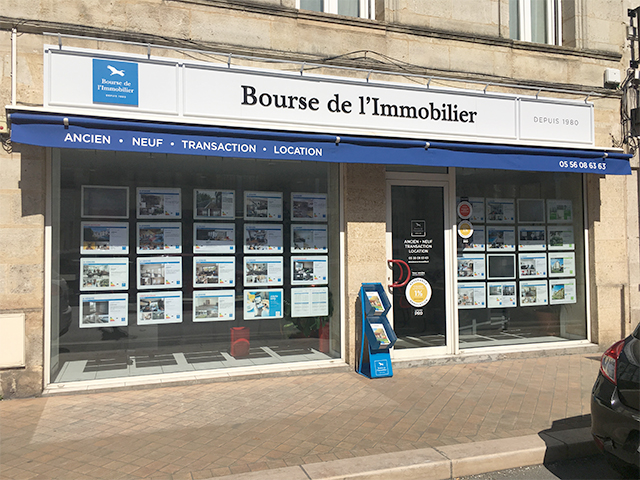 Agence immobili re bordeaux caud ran 33200 achat vente for Agents immobiliers bordeaux