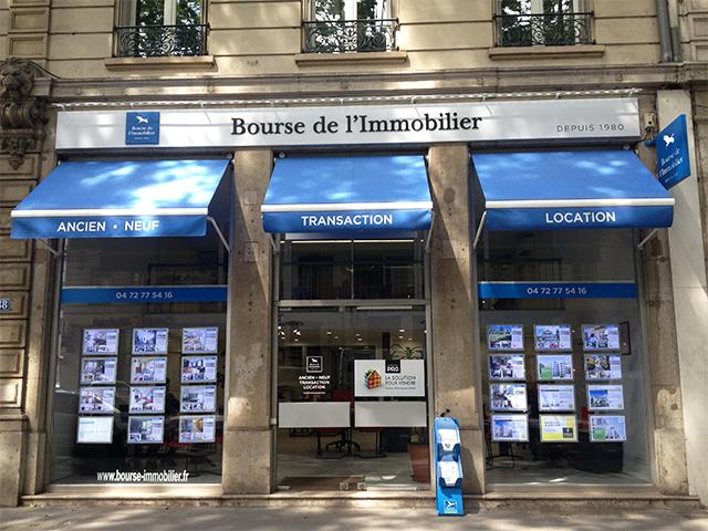 Agence immobilière Lyon 3 Préfecture