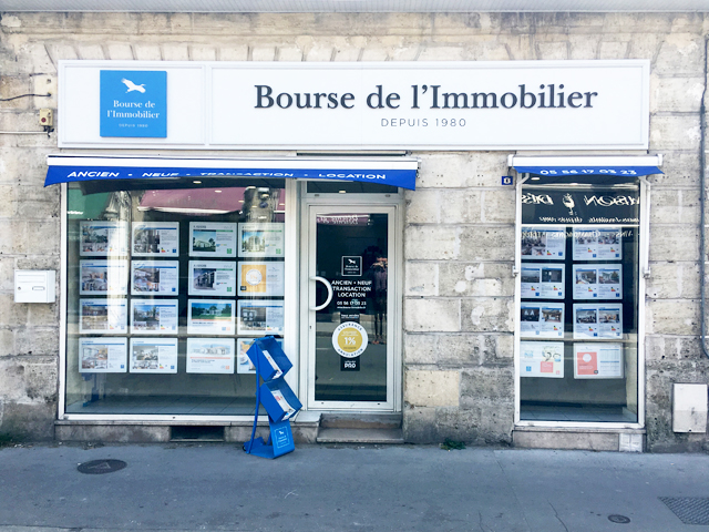 Agence immobili re talence barri re de pessac 33400 for Achat maison pessac