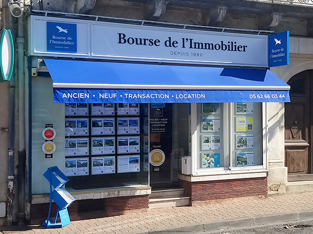 agence immobiliere Mirande