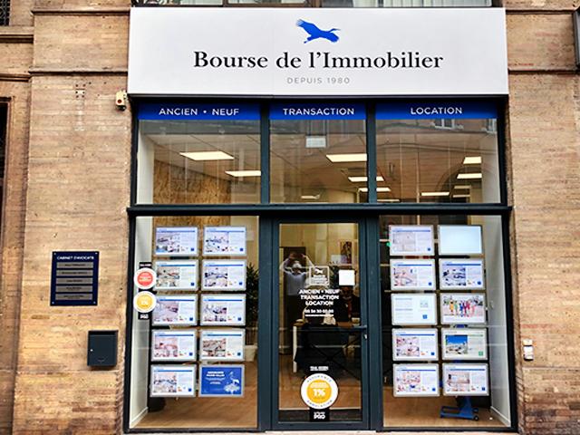Agence immobilière Toulouse Les Carmes