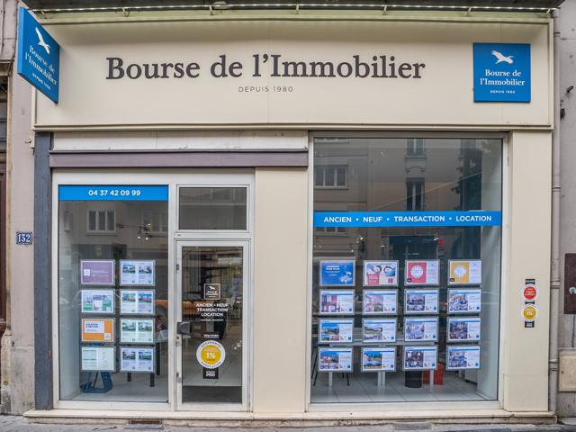Agence immobilière Villeurbanne Gratte Ciel