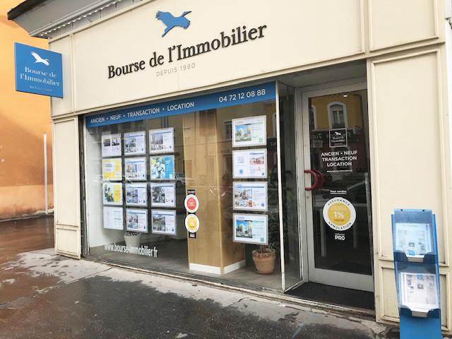 Agence immobilière Villeurbanne Grand Clément