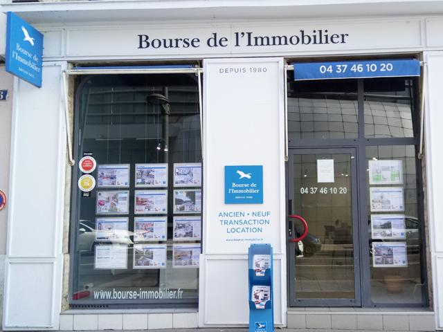 Agence immobilière Lyon 9 Vaise
