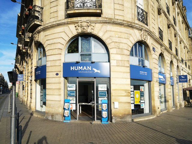 Agence immobili re bordeaux st michel 33000 achat for Agence location bordeaux