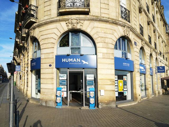 Agence immobilière Bordeaux St Michel