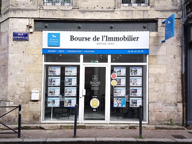 Agence immobilière Bordeaux St Seurin