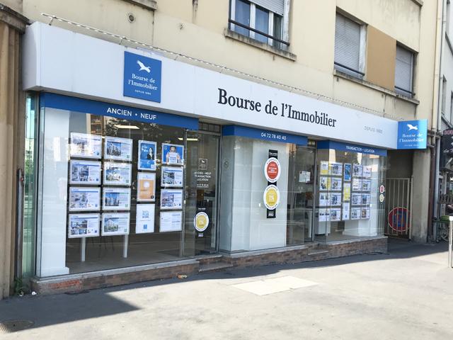 Agence immobilière Lyon 8 Moulin à vent