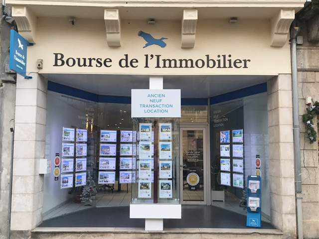 Agences immobili res bourse de l 39 immobilier for Agence immobiliere 33