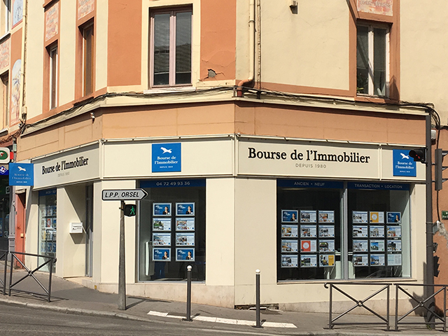 Agence immobilière Oullins