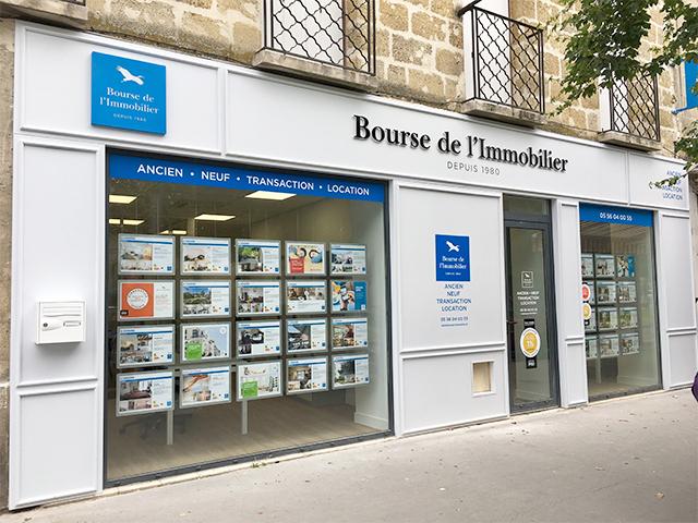 Agence immobilière Bordeaux Bacalan