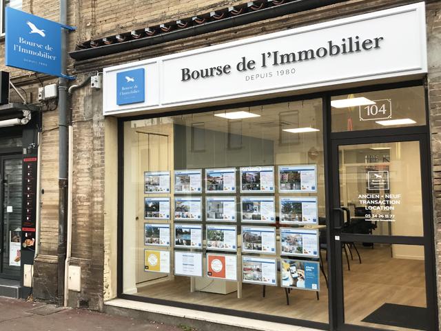 Agence immobilière Toulouse Croix Daurade