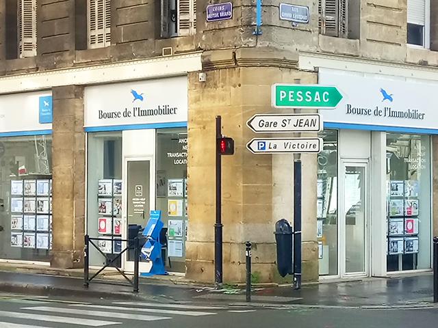 Agence immobilière Bordeaux St Genès