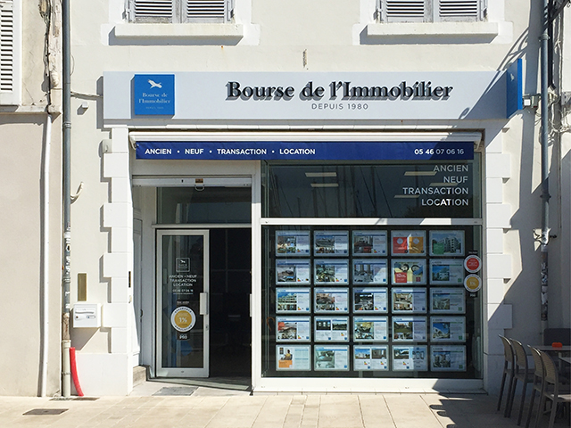 Agences immobili res bourse de l 39 immobilier - Agence immobiliere port marianne ...