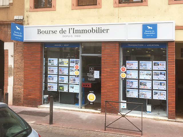 Agence immobili re toulouse st cyprien 31300 achat for Location garage toulouse 31300