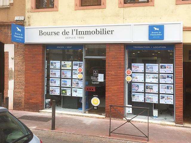 Agence immobilière Toulouse St Cyprien