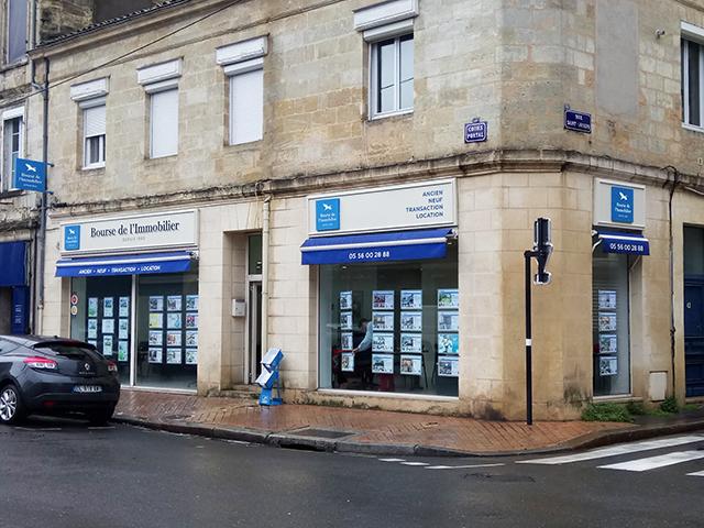 Agence immobilière Bordeaux Chartrons