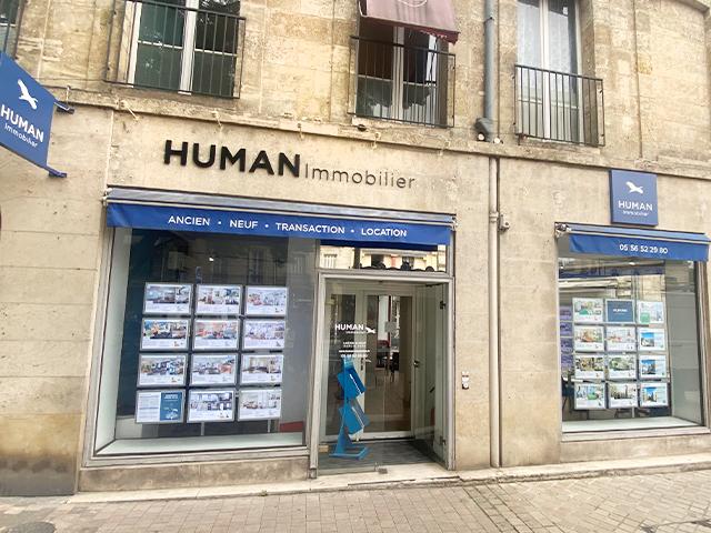 Agence immobilière Bordeaux Tourny