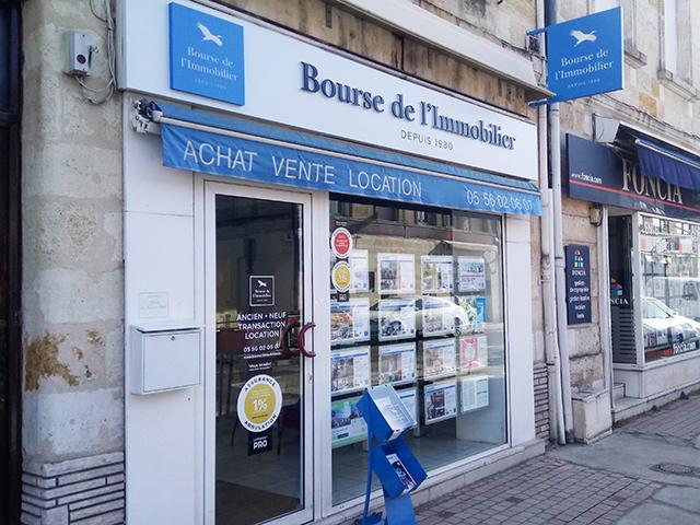 agence immobiliere Le Bouscat