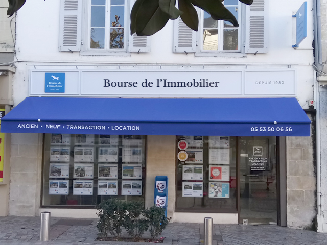 Agences immobili res bourse de l 39 immobilier for Agence immobiliere 86