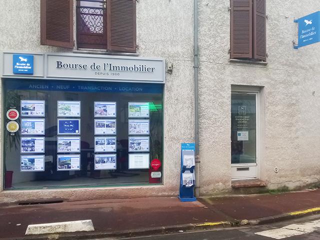 Agence immobilière Maurecourt